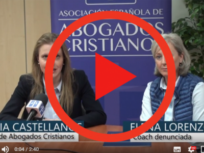 Polonia Castellanos anuncia, junto a Elena Lorenzo, medidas contra la ley LGTBI