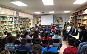 charla de Cristina Almeida