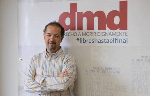 Fernando Marín, presidente de DMD