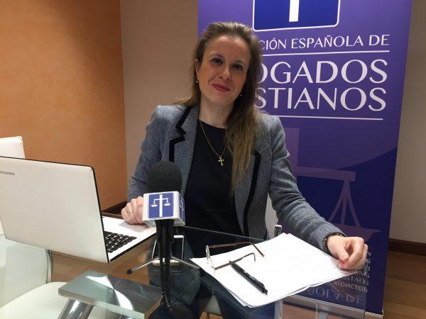 Polonia Castellanos en rueda de prensa