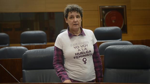 Beatriz Gimeno, nueva directora del Instituto de la Mujer